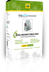 DrugConfirm 6 Panel Box
